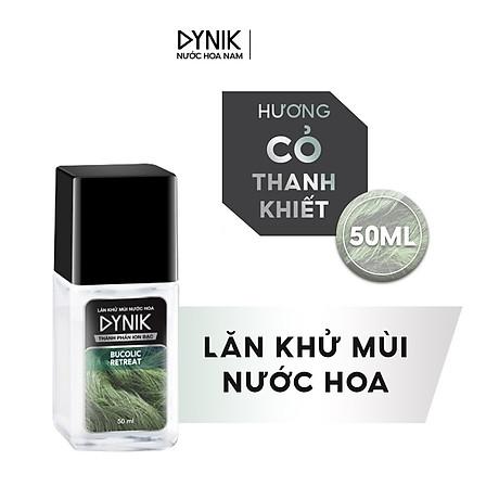 [GIFT] Lăn khử mùi nước hoa nam Dynik 50ml - Hương Thanh khiết 1