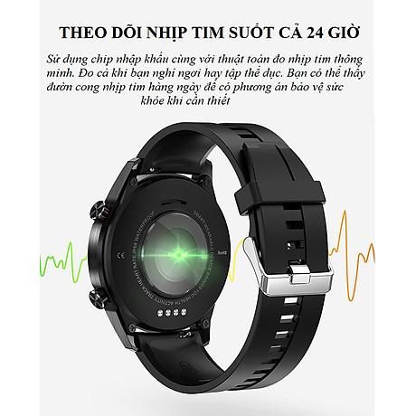 Đồng hồ theo dõi Sức khỏe cao cấp 1.3 -Theo dõi và nhắc nhở vận động 4