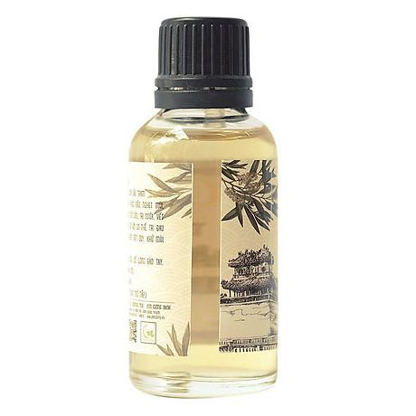 Bộ 4 chai tinh dầu tràm Huế - dầu tràm Hoàng Cung 20ml 2