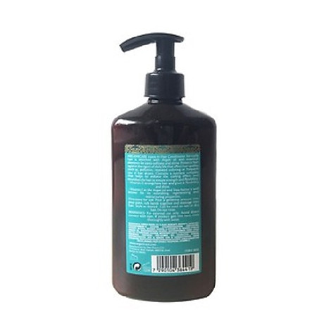 Kem Dưỡng Tạo Kiểu Tóc Xoăn SHEA BUTTER LEAVE-IN HAIR CONDITIONER FOR CURLY HAIR 400ml 3