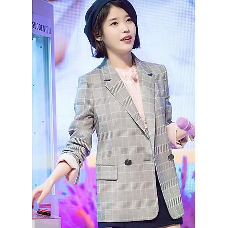 Áo khoác vest blazer nữ cao cấp NA38 2