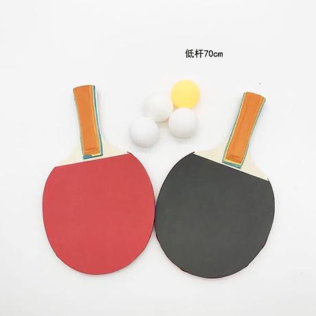 Bộ vợt bóng bàn tập phản xạ lắc lư cho bé - Tặng 1 lọ tinh dầu Quế 4