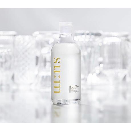 Nước tẩy trang 3 trong 1 Su m37 Skin Saver Essential Cleansing Water 100ml 3