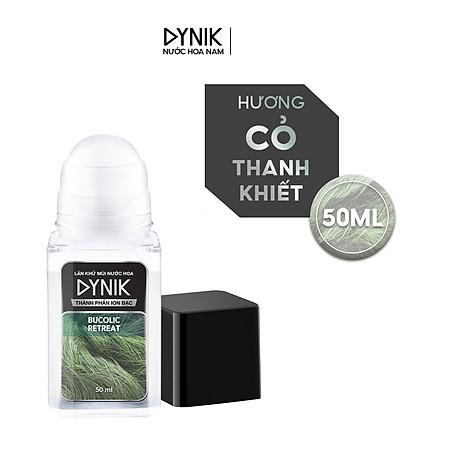 [GIFT] Lăn khử mùi nước hoa nam Dynik 50ml - Hương Thanh khiết 2