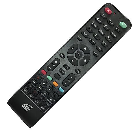 Điều khiển dùng cho đầu SCTV 2