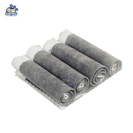 Tấm lót vệ sinh cho chó mèo than hoạt tính khử mùi 2