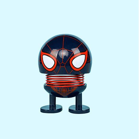 Set 6 thú nhún Emoji lò xo siêu anh hùng 5