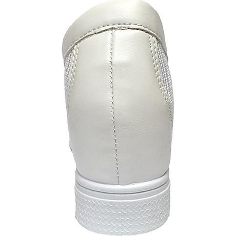 Giày Nữ Độn Đế 6cm H35T - Trắng 3