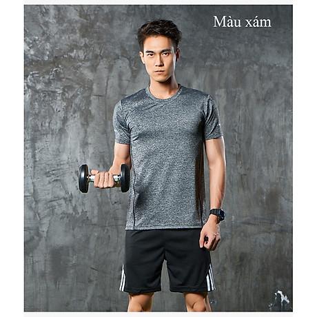 Bộ quần áo thể thao nam co giãn 4 chiều phiên bản Hàn Quốc mã QA.H-193 1