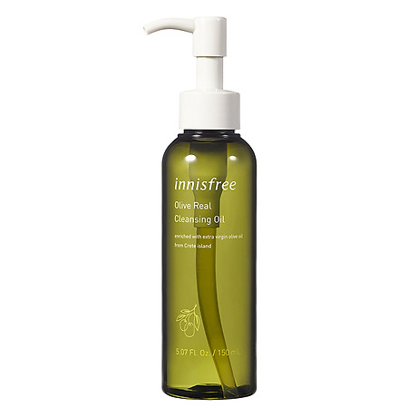Dầu Tẩy Trang Dưỡng Ẩm Từ Olive Innisfree Olive Real Cleansing Oil 150ml - 131170247 1