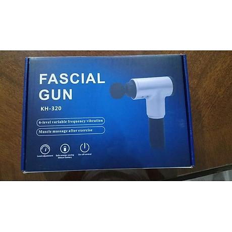Súng Massage Fascial Gun KH-320 2