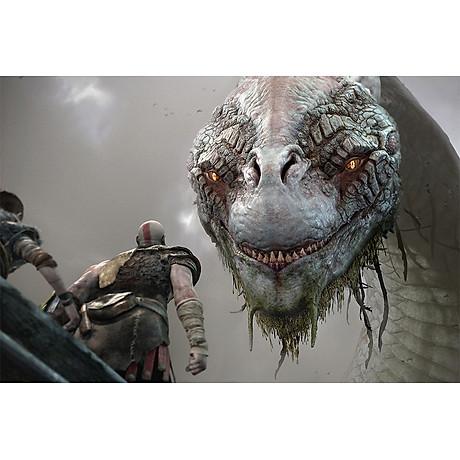 Đĩa Game PlayStation PS4 Sony God Of War 4 - Hàng Nhập Khẩu 5