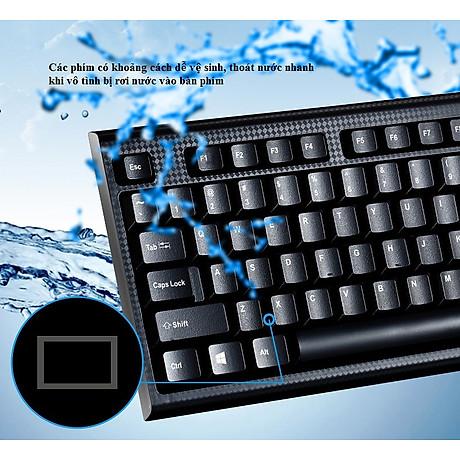 Bàn phím có dây Q9 dùng cho dân văn phòng, học sinh, sinh viên, chơi game 7