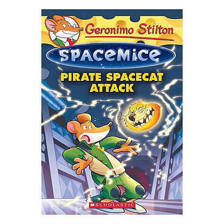 Geronimo Stilton Spacemice Book 10 Pirate Spacecat Attack 1
