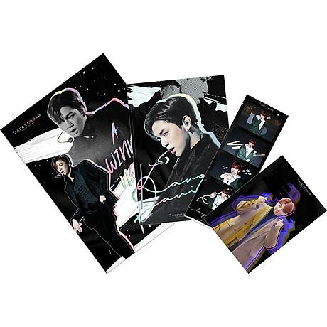 Kang Daniel A Winner Never Stops Trying (Tặng Kèm 1 Photostrip + 2 Postcard + 1 Poster) 1