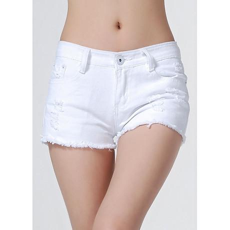 Quần short jean nữ vô cùng cá tính 138 1