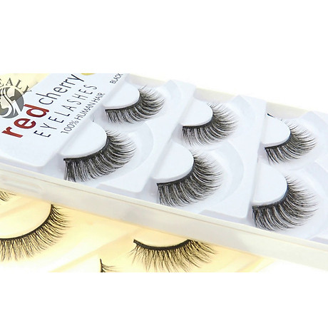 Mi 3D Red Cherry Eyelashes (số 36) 7