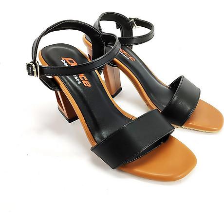 Giày Sandal Cao Gót Nữ Cao Cấp Peace PO1207 1