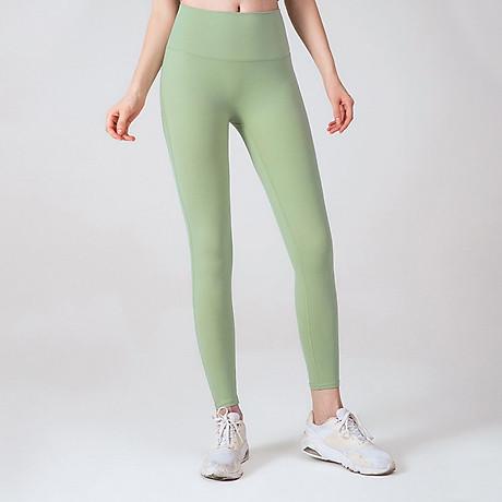 Quần tập Gym Yoga , quần chạy thể thao thể dục bó sát chất liệu siêu mịn, co giãn 4 chiều - JFKHUI3 7