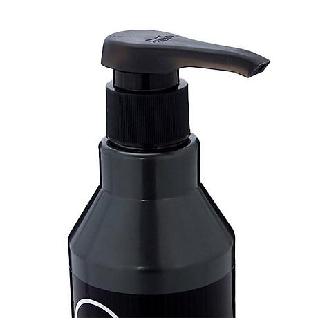 Kem dưỡng tóc dưỡng ẩm phục hồi tóc hư tổn giữ nếp tóc uốn R&B Black Food Silk Lotion, Hàn Quốc 450ml 3