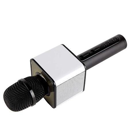 Micro Karaoke Không Dây Bluetooth Kiêm Loa Nghe Nhạc 08 Auth 3 Trong 1 - Màu Ngẫu Nhiên ( Vàng, Trắng, Đen) 3