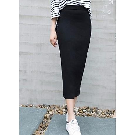 Chân váy bút chì dáng dài Haint Boutique Cv13 1