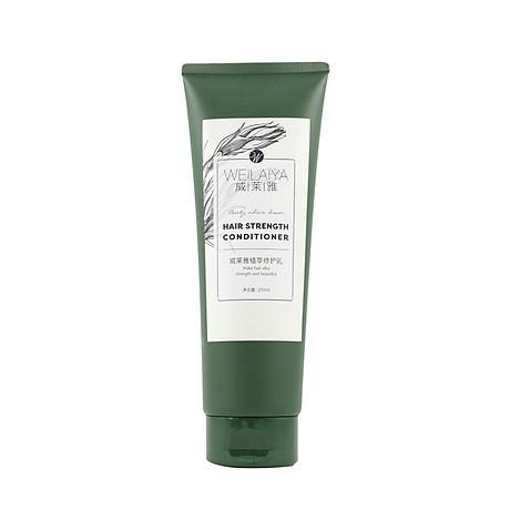Dầu xả dưỡng tóc Weilaiya chiết xuất tinh chất gừng tươi ngăn ngừa rụng tóc (200ml) - Sản phẩm chính hãng 1