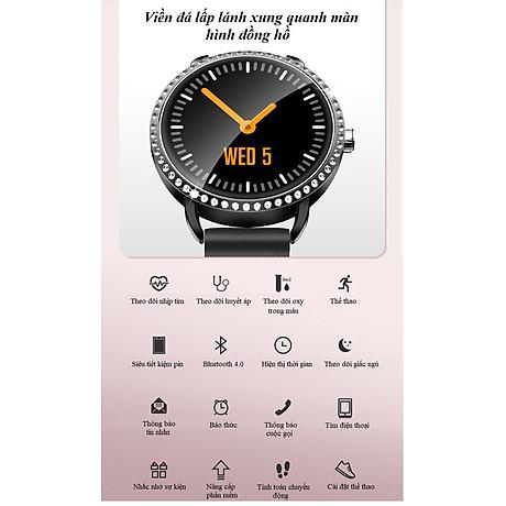 Đồng hồ kết nối bluetooth đa năng 1508 - Sản phẩm công nghệ 7