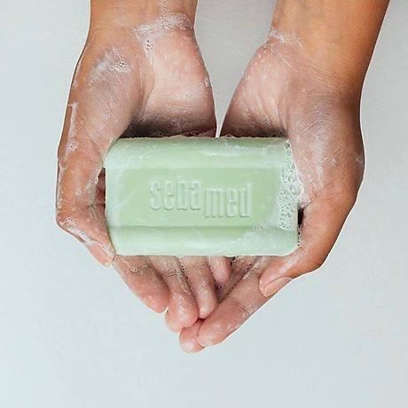 Xà Phòng Làm Sạch Kháng Khuẩn Ngừa Viêm Sebamed Sensitive Skin Cleansing Bar Ph5.5 Từ Đức Bánh 100Gr 6