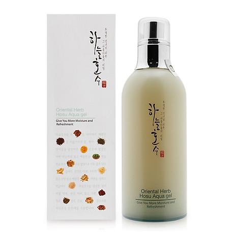 Gel dưỡng da Oriental Herb Hosu Aqua Gel 100ml (Lotion+Essence)) 1