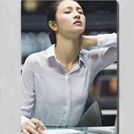 Máy massage cầm tay tiện lợi giúp giãn cơ bắp, thư giãn, lưu thông máu 8