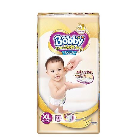 Tã Bobby Quần Extra Soft Dry 2