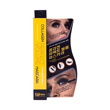 Mascara dưỡng và làm dài mi Hàn Quốc cao cấp Benew Collagen Perfect Volume Hàng chính hãng 5