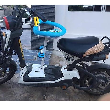 Ghế cho bé ngồi xe Ga và xe đạp điện 8