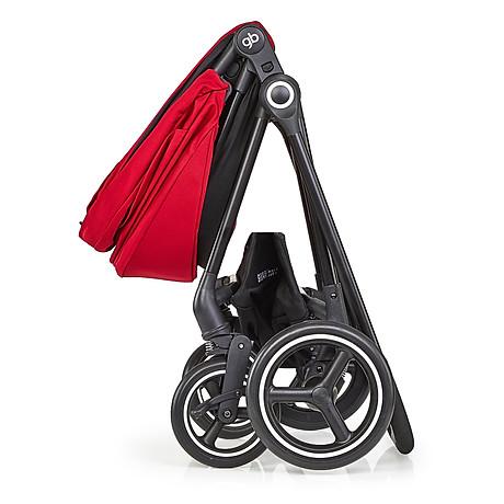 Xe đẩy em bé GB Swan Basic - Đỏ 4