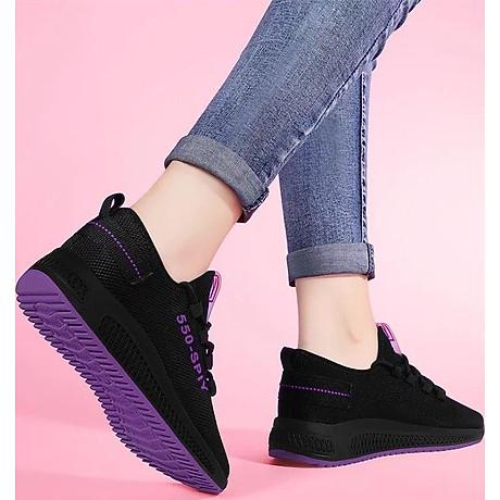 Giày thể thao thoáng khí siêu đẹp cho nữ - SB77 6