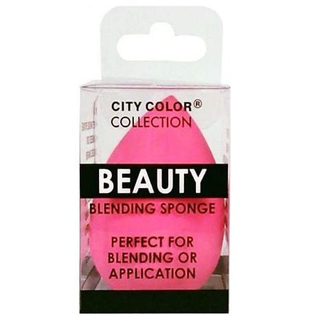 Bông phấn BEAUTY BLENDING City Color 1