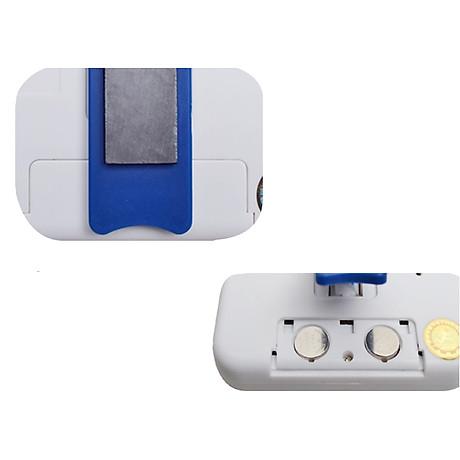 Đồng hồ bấm giờ có chế độ đếm ngược mini V2 (Tặng kèm miếng thép đa năng 11in1) 6