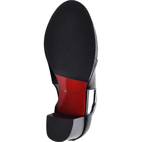 Giày Boots Cao Cổ Nạm Kim Loại Monte 4
