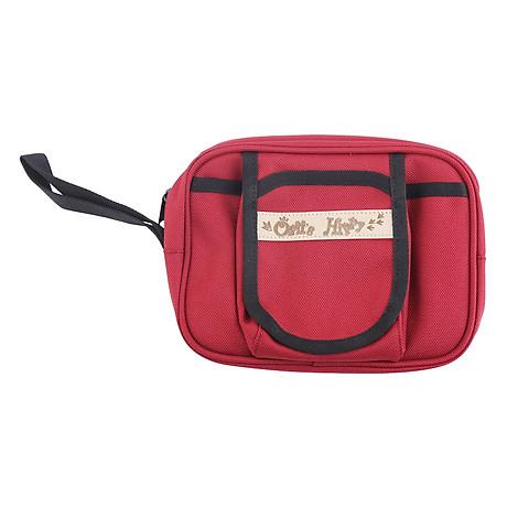 Túi Đựng Kèm Theo Địu Em Bé Hàn Quốc SINBII DL-RED (Đỏ) 2