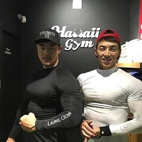 Áo Ngắn Tay Tập Gym Nam - Hàng Siêu Cấp 5