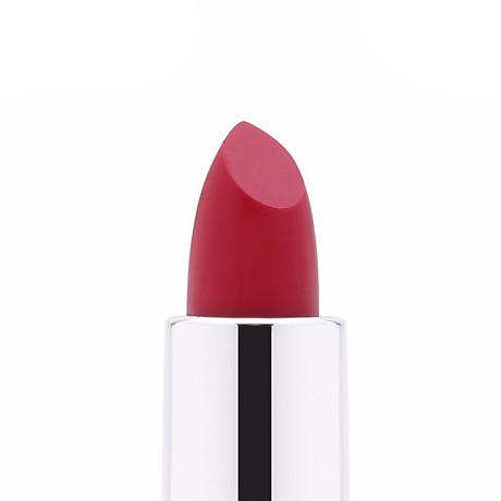 [Kèm mặt nạ] Son môi lâu trôi nhiều dưỡng Beauskin Crystal Lipstick 3.5g ( 2 Đỏ Rượu) 2