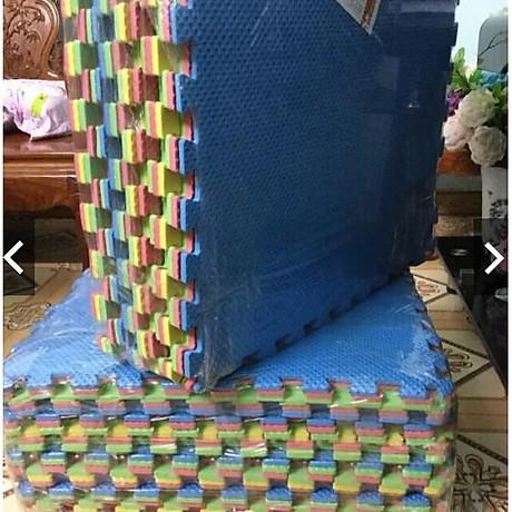 Thảm xốp trải sàn nhiều màu (bộ 6 miếng 60x60) 5