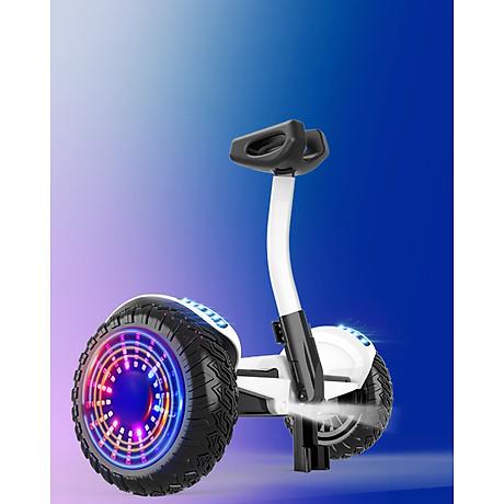Xe điện cân bằng siêu cấp - 2 tay điều khiển và chân kẹp - Phát nhạc Bluetooth 2