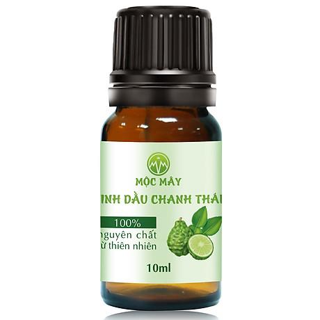Tinh dầu Chanh tươi (Chanh Thái) 10ml Mộc Mây - tinh dầu thiên nhiên nguyên chất 100% - chất lượng và mùi hương vượt trội - Có kiểm định 1