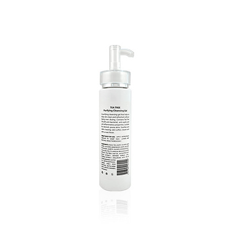 Derma Formula Tea Tree Purifying Cleansing Gel 1