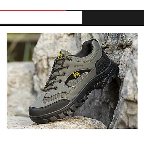 Giày Thể Thao Nam SSN31-68 (2 mầu) tăng chiều cao chất liệu da lộn,da lì-giày đi làm đi phượt đều đẹp 6