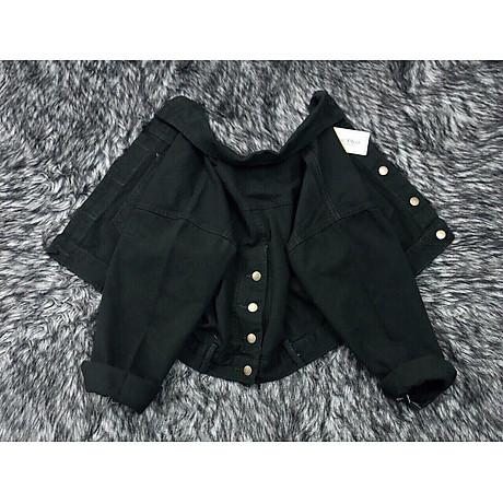 Áo khoác kaki nữ Thời Trang KK01 1