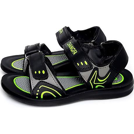 Giày sandal nữ thời trang T253K235 - Đen 4