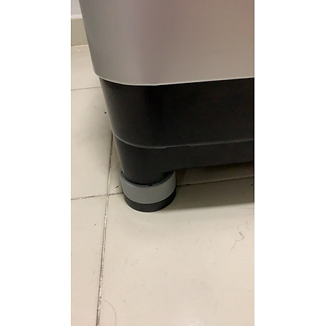 Đế chống rung máy giặt, chân máy giặt chân bàn 4 miếng cao su cao cấp, chống rung chống ồn chống trơn trượt (Giao màu ngẫu nhiên) 3
